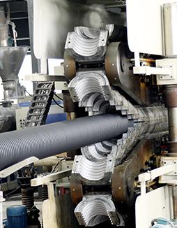 三种HDPE波纹管的不同点介绍