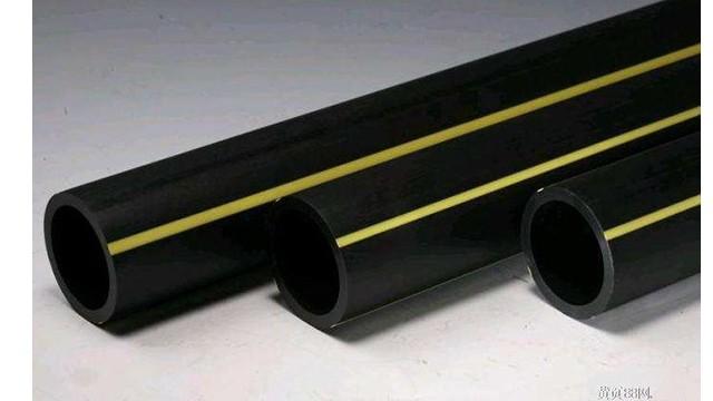 中塑PE燃气管的优点