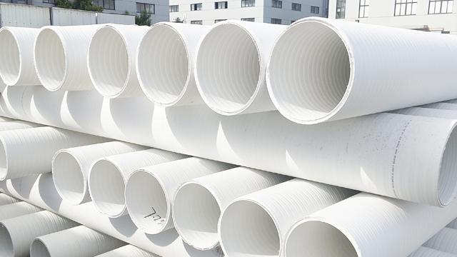 浅析中空壁缠绕管的技术特点和适用范围