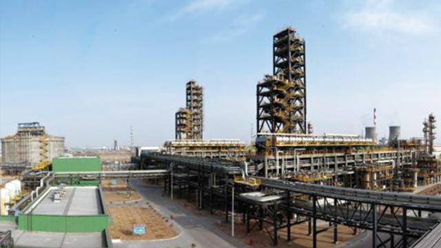 宁夏哈纳斯新能源集团有限公司长期使用中塑PE燃气管管材
