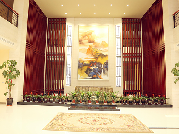 中塑文化墙
