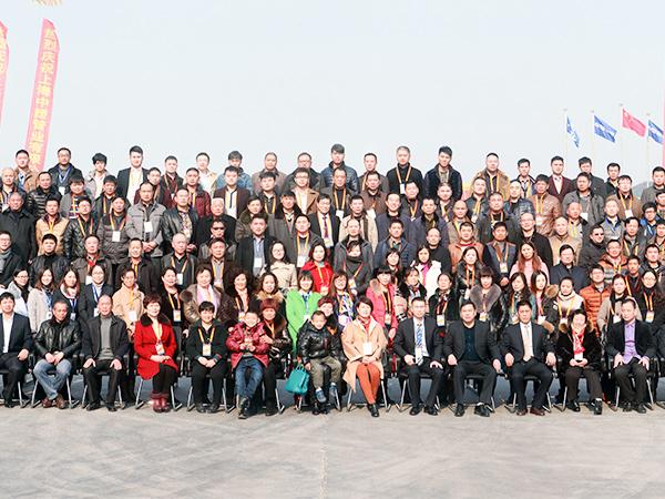 中塑十周年集体照